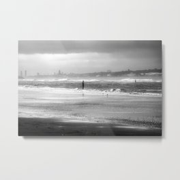 Crosby skyline Metal Print