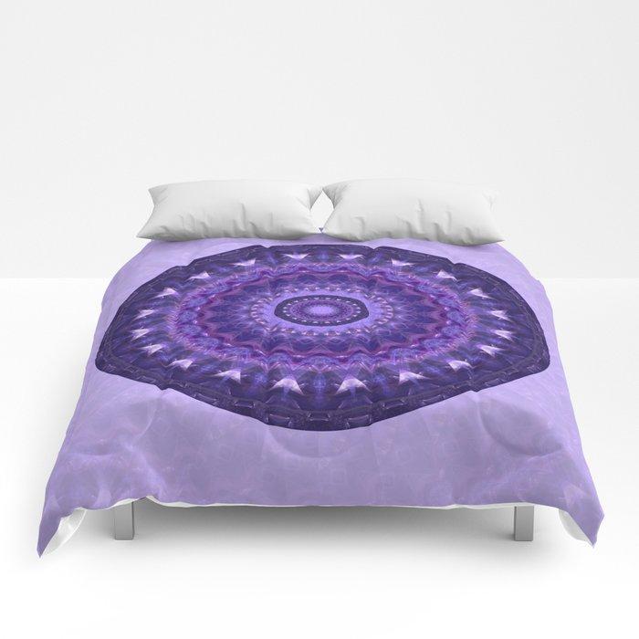 Mandala Universe Comforters
