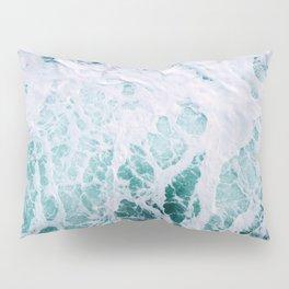 Ocean Splash III Pillow Sham
