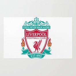 Liverpool Logo Rug