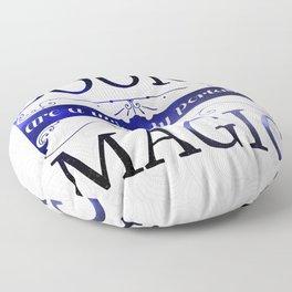 Portable Magic Floor Pillow
