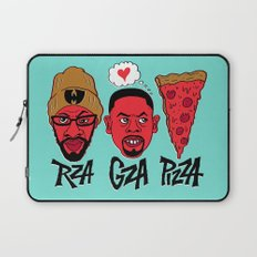 RZA, GZA, PIZZA Laptop Sleeve