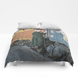 A Departure Comforters