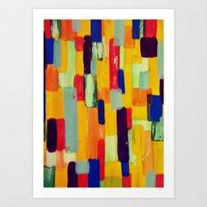 Abstract #33 Art Print