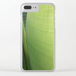 Passion of life Clear iPhone Case