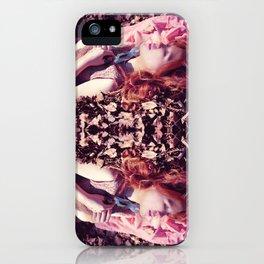 Ginger sleeping beauty  iPhone Case