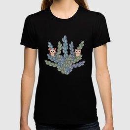 Lovely owls 1 T-shirt