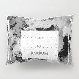 Perfume Black and White Pillow Sham