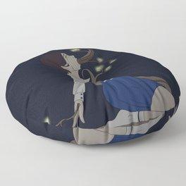 Possessed Floor Pillow