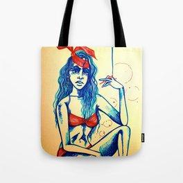 Hot blunt Tote Bag