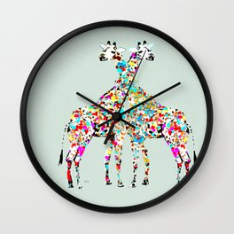 someone like you (animals Wall Clock