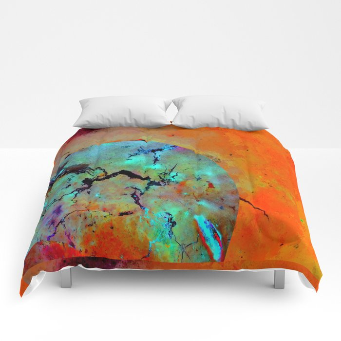Cool and Confident Comforters