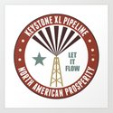 Keystone Pipeline by politics