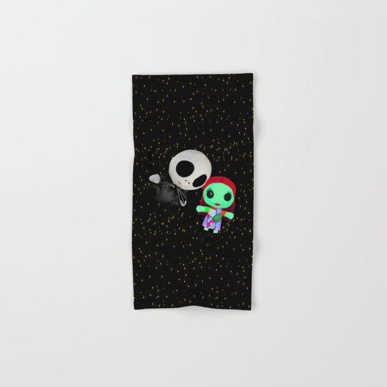 Halloween Babies | Jack | Sally | Christmas | Nightmare Hand & Bath Towel