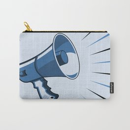 Megaphone Carry-All Pouch