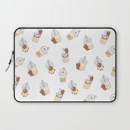 I LOVE BUBBLE TEA Laptop Sleeve