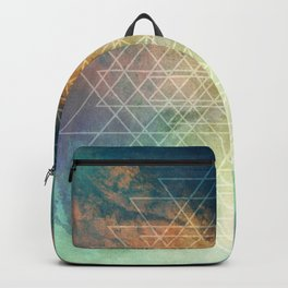 ABSTRACTION NO7 Backpack