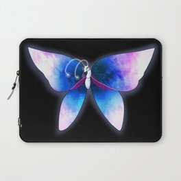 Butterfly of the Universe Laptop Sleeve