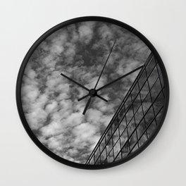 San Francisco Sky Wall Clock