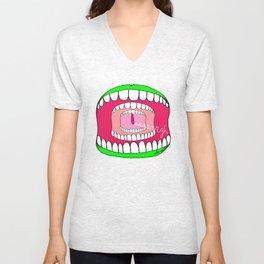 Scream AAARGH! Unisex V-Neck
