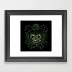 bad juju Framed Art Print