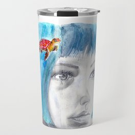 """Leon – II"" Travel Mug"