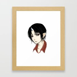 Hoozuki-kun Framed Art Print