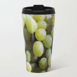 Green Grapes Travel Mug