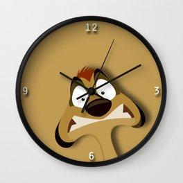Timon Wall Clock