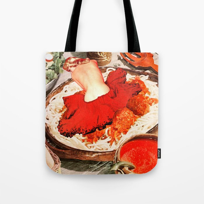 Monthly Sauce Tote Bag