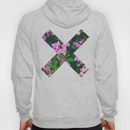 Floral x. Hoody