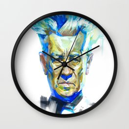 David Lynch Wall Clock