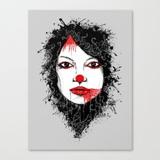 The Harlequin Canvas Print