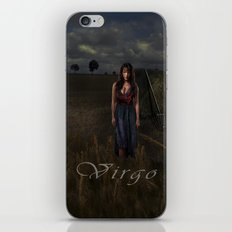 Virgo iPhone & iPod Skin