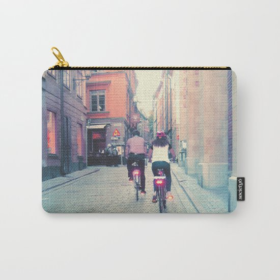 Pastel vibes 18 Carry-All Pouch