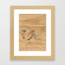 Rumours Framed Art Print