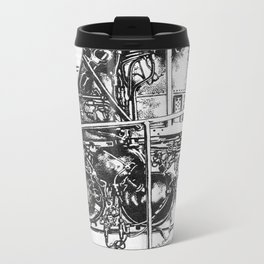 L A B  Metal Travel Mug