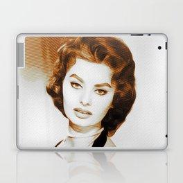 Sophia Loren, Hollywood Legend Laptop & iPad Skin
