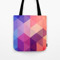 brand new Tote Bags featuring Brand new day by marcegaral