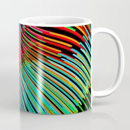 Vague Colorée Coffee Mug