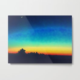 All in one Metal Print