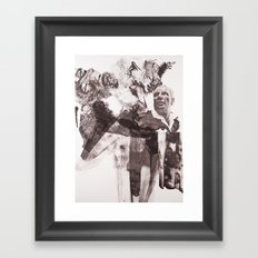 Reasonable Doubt Framed Art Print
