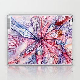 Circulatory System Laptop & iPad Skin