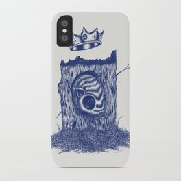 King of the Little Forrest iPhone Case