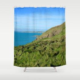 i sea u Shower Curtain