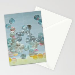 Dove Gray Stationery Cards
