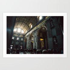 Vatican VI Art Print