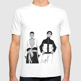 Cole Uzumaki x Kendrick Uchiha T-shirt