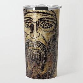 old pirate Travel Mug