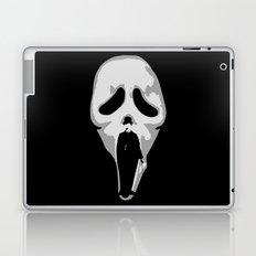 silent scream - charlie chaplin Laptop & iPad Skin